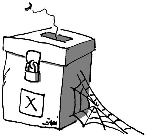 WahlmangelInternet