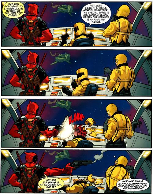 Deadpool 1-1